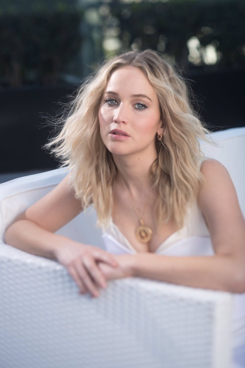 Jennifer Lawrence for USA Today Shoot 2018