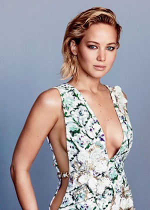 Jennifer Lawrence - Glamour Magazine (February 2016)