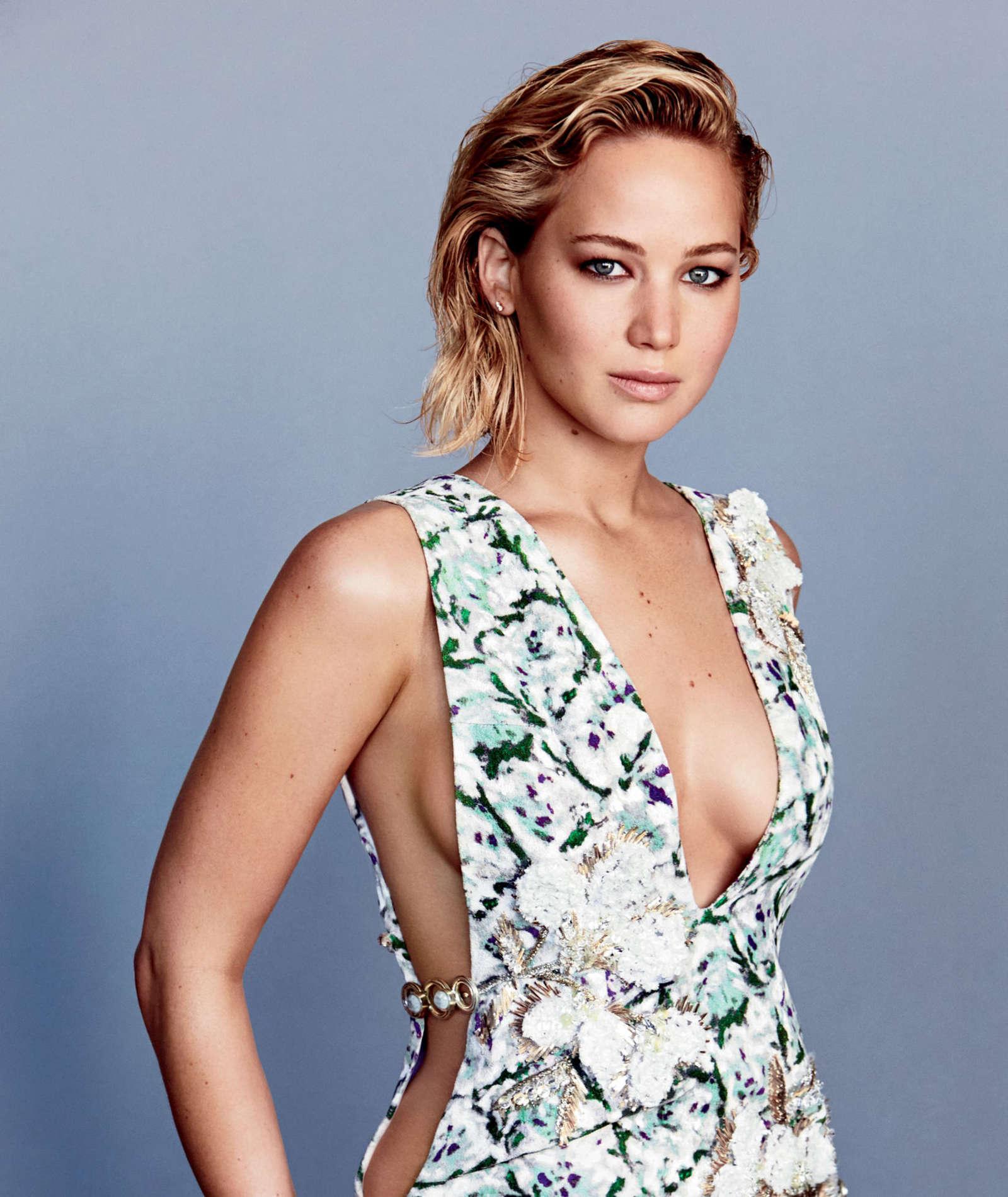 Jennifer Lawrence - Glamour Magazine (February 2016)