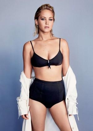 Jennifer Lawrence: Glamour Magazine 2016 -03