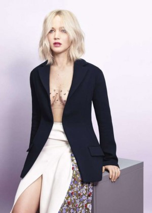 Jennifer Lawrence - Harper's Bazaar US Magazine (May 2016)