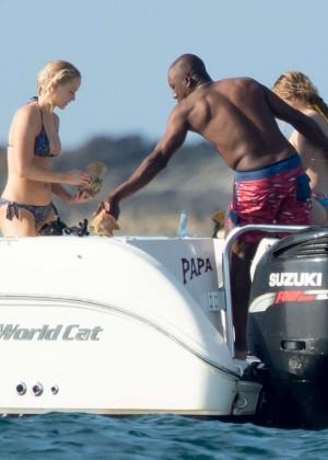 Jennifer Lawrence in a Bikini (2016)-43