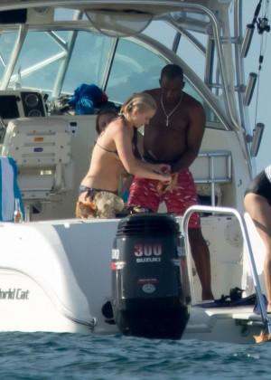 Jennifer Lawrence in a Bikini (2016)-55
