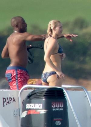 Jennifer Lawrence in a Bikini (2016)-73
