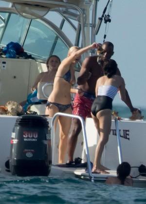 Jennifer Lawrence in a Bikini (2016)-84