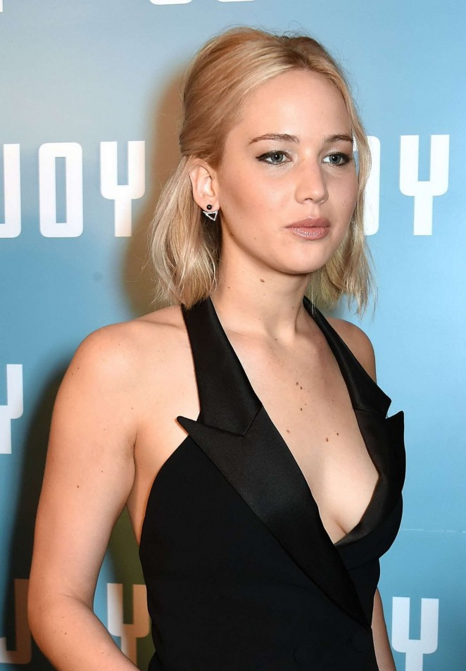 Jennifer Lawrence - 'Joy' Screening in London