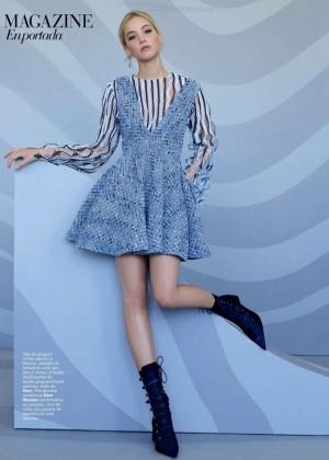 Jennifer Lawrence - L'Officiel China Magazine (January 2016)