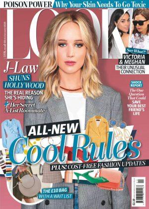 Jennifer Lawrence - Look UK Magazine (January 2018)
