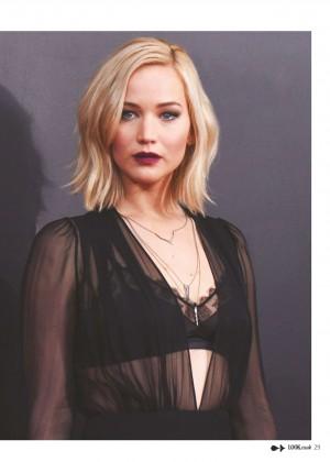 Jennifer Lawrence - Look UK Magazine (March 2016)
