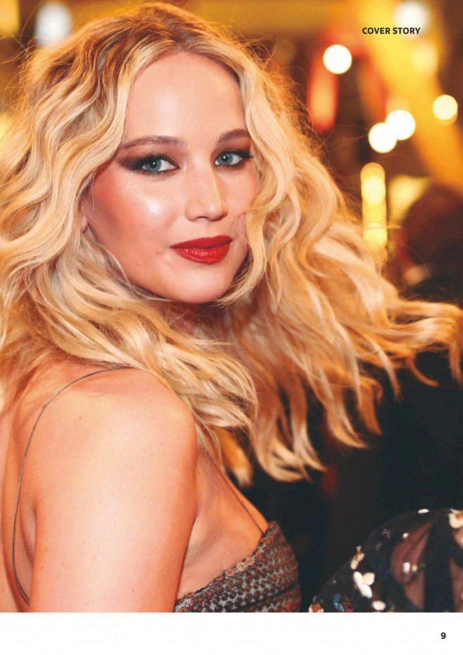 Jennifer Lawrence - Look UK Magazine (May 2018)