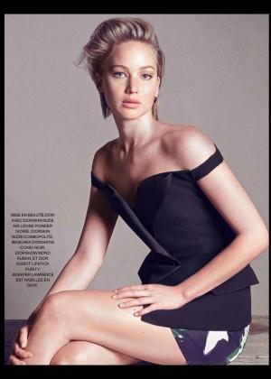 Jennifer Lawrence - Madame Figaro (Septembre 2015)