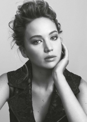 Jennifer Lawrence - Marie Claire Australia (December 2015)