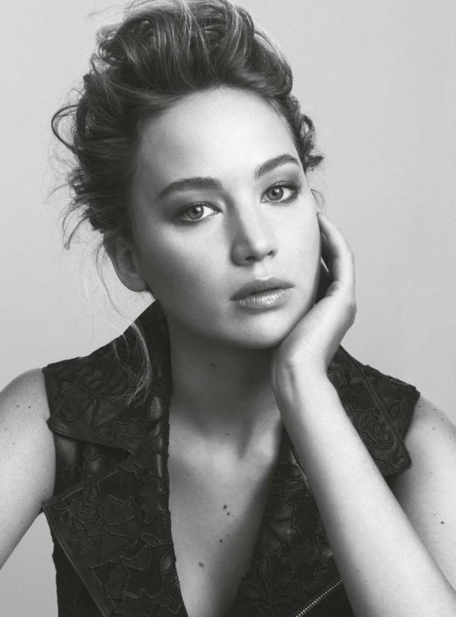 Jennifer Lawrence – Marie Claire Australia (December 2015)