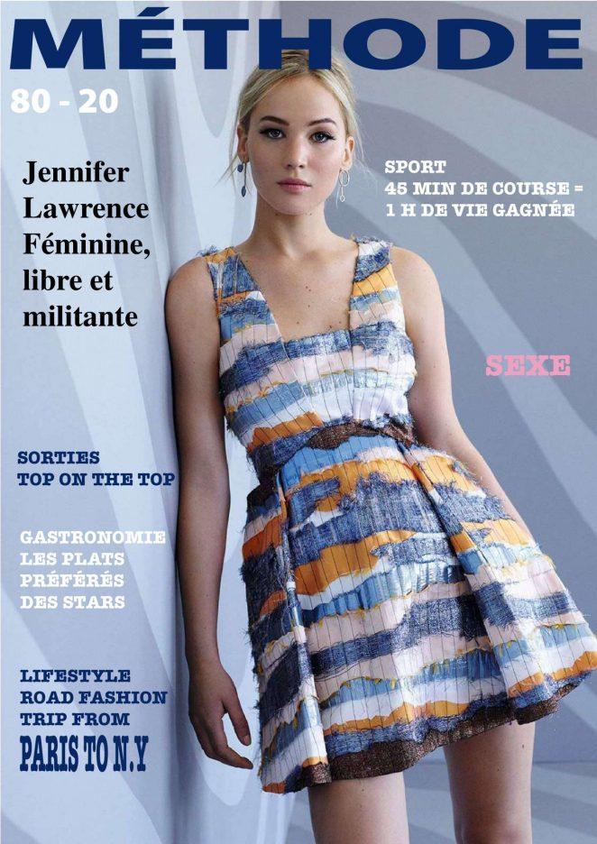 Jennifer Lawrence - Methode France Magazine (November 2018)
