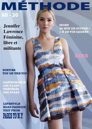 Jennifer Lawrence - Methode Magazine (November 2018)