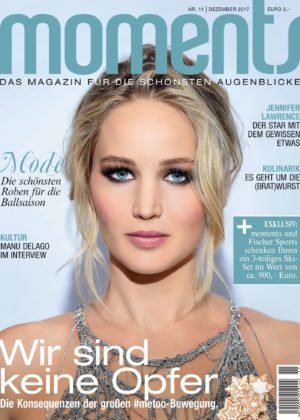 Jennifer Lawrence - Moments Austria Magazine (December 2017)