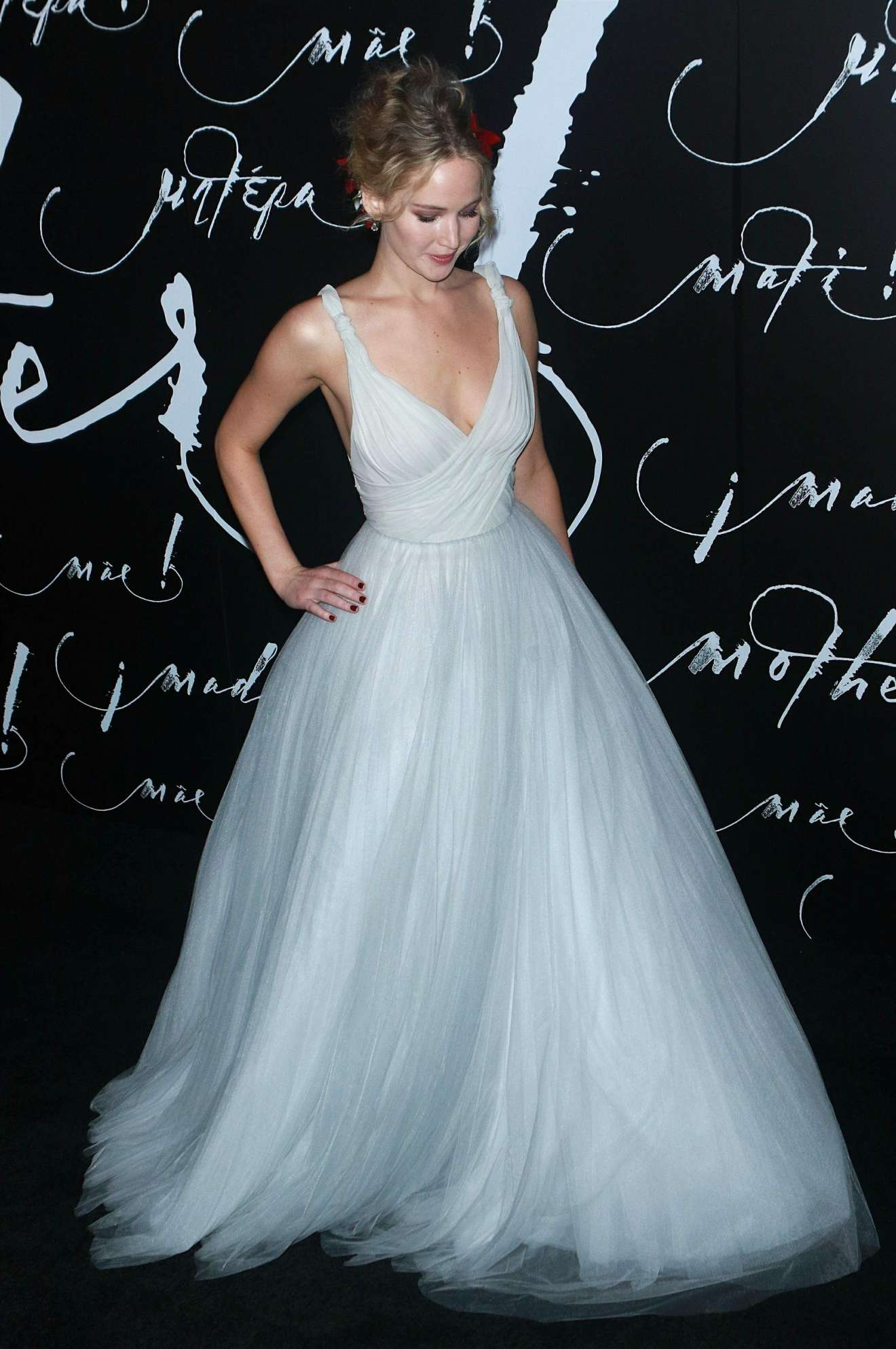 Jennifer Lawrence: Mother! premiere in NYC-17 - GotCeleb