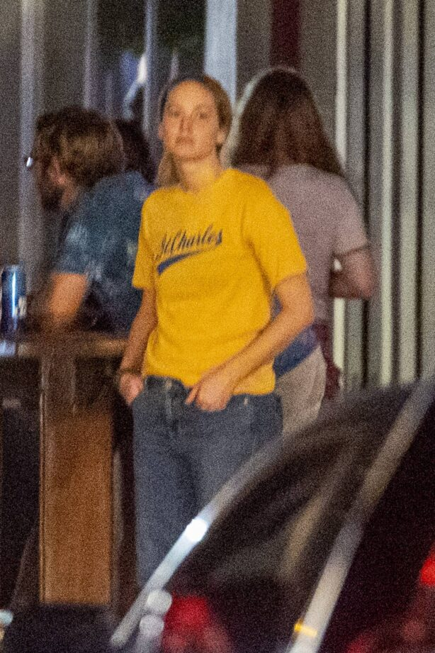 Jennifer Lawrence - On the set of 'Red, White and Water' in New Orleans