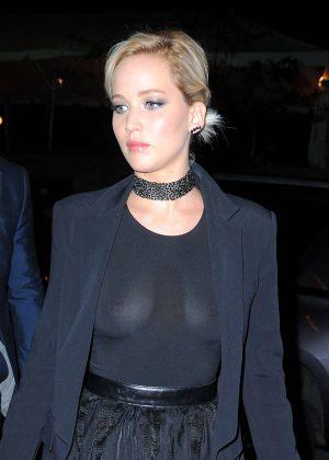 Jennifer Lawrence in Black -01