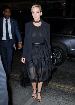 Jennifer Lawrence in Black -02