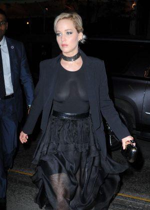 Jennifer Lawrence in Black -03