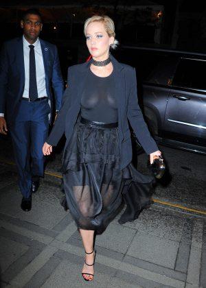Jennifer Lawrence in Black -06