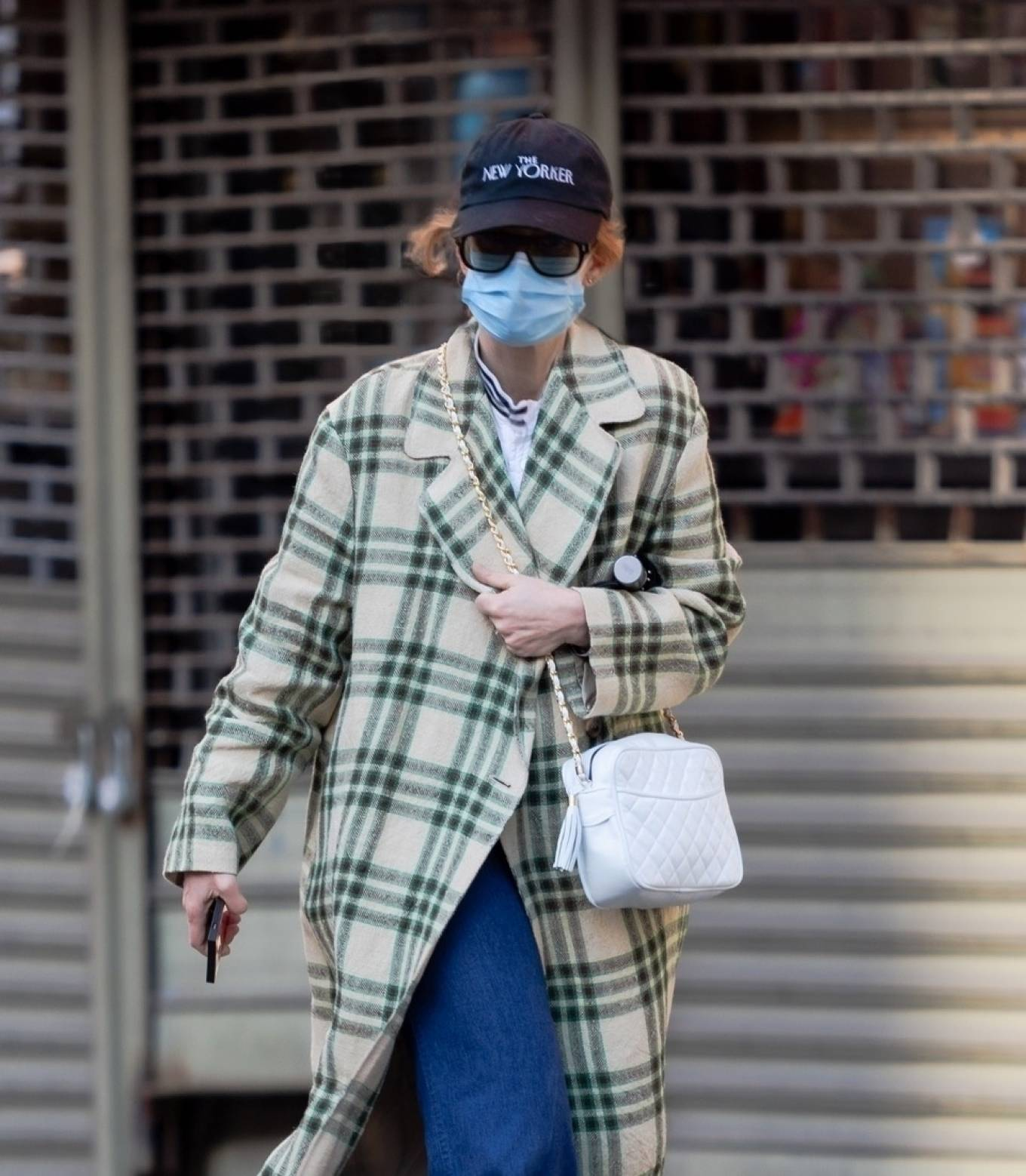 Jennifer Lawrence 2021 : Jennifer Lawrence – out for a stroll in New York-12