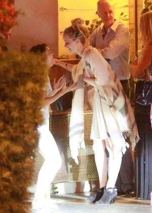 Jennifer Lawrence - Party in Malibu