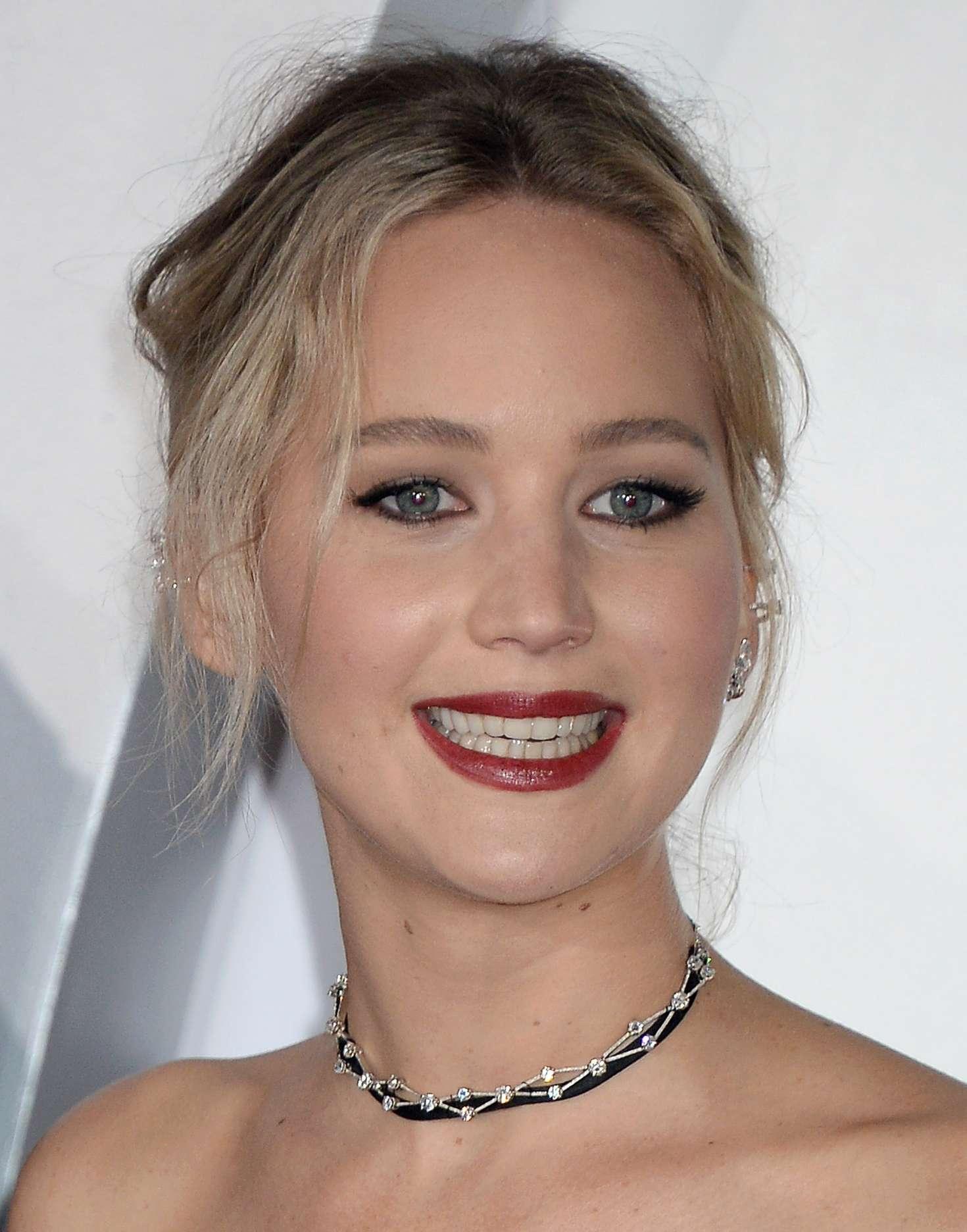 Jennifer Lawrence: Passengers LA Premiere -28 - GotCeleb