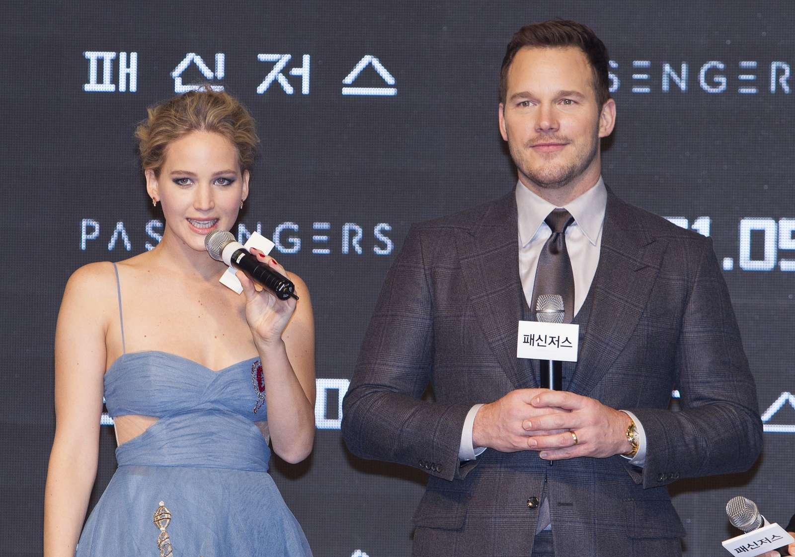 Jennifer Lawrence 2016 : Jennifer Lawrence: Passengers Premiere in Seoul -02