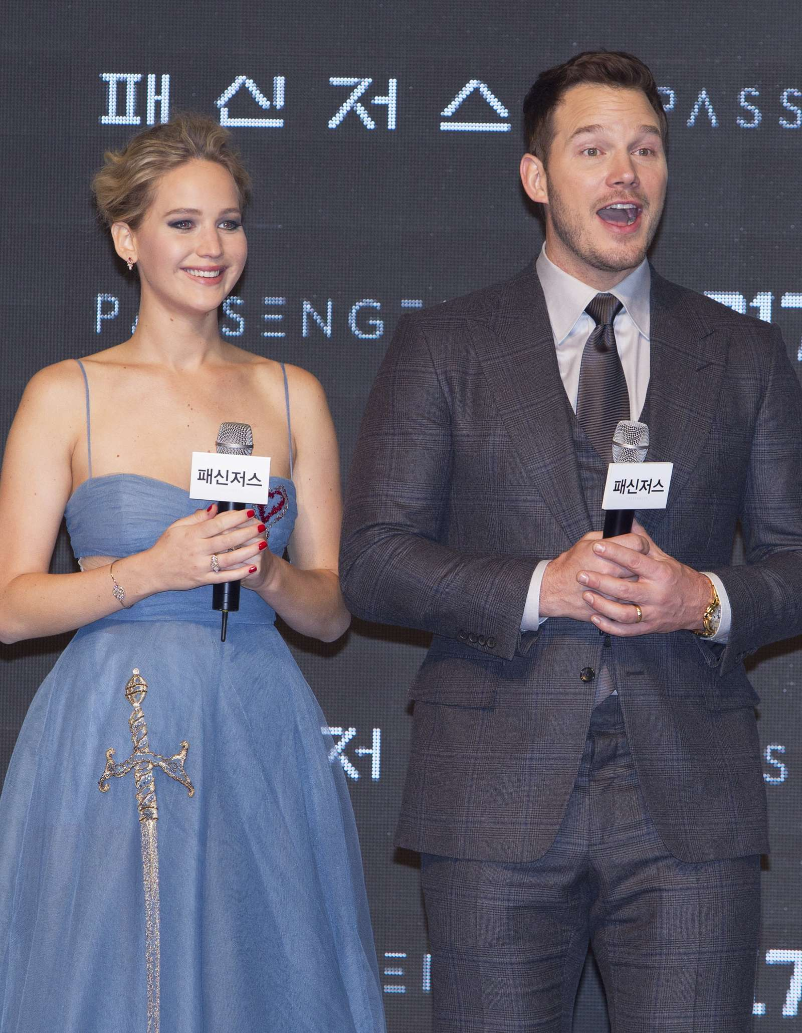 Jennifer Lawrence 2016 : Jennifer Lawrence: Passengers Premiere in Seoul -11