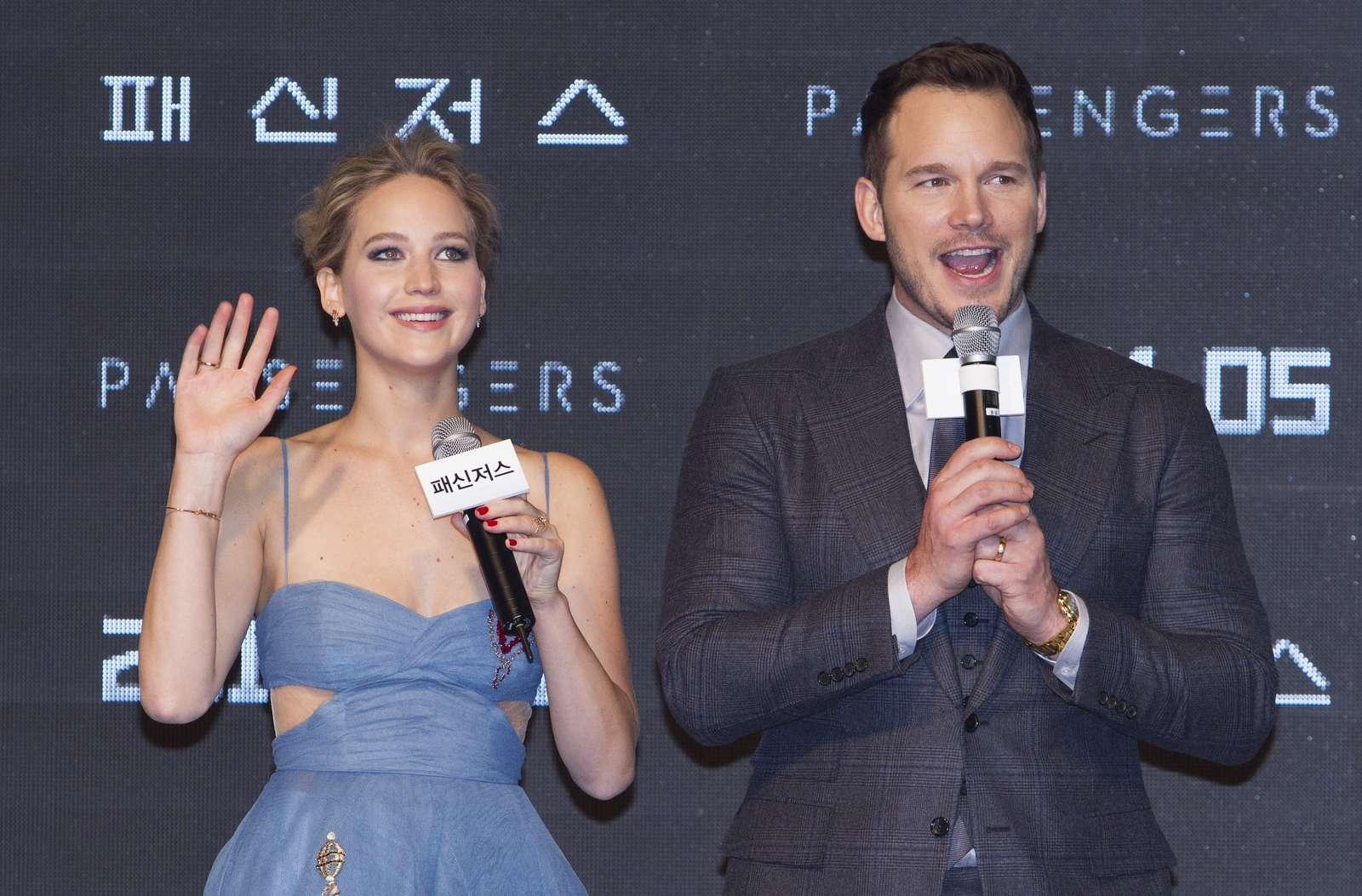 Jennifer Lawrence 2016 : Jennifer Lawrence: Passengers Premiere in Seoul -17