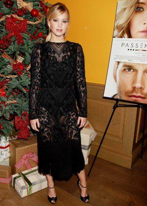 Jennifer Lawrence - 'Passengers' Screening in NYC