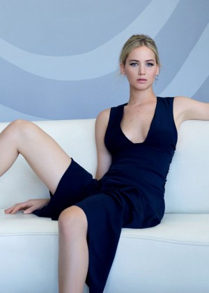Jennifer Lawrence: Photoshoot for Dior 2015-02