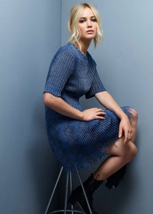 Jennifer Lawrence: Photoshoot for Dior 2015-05