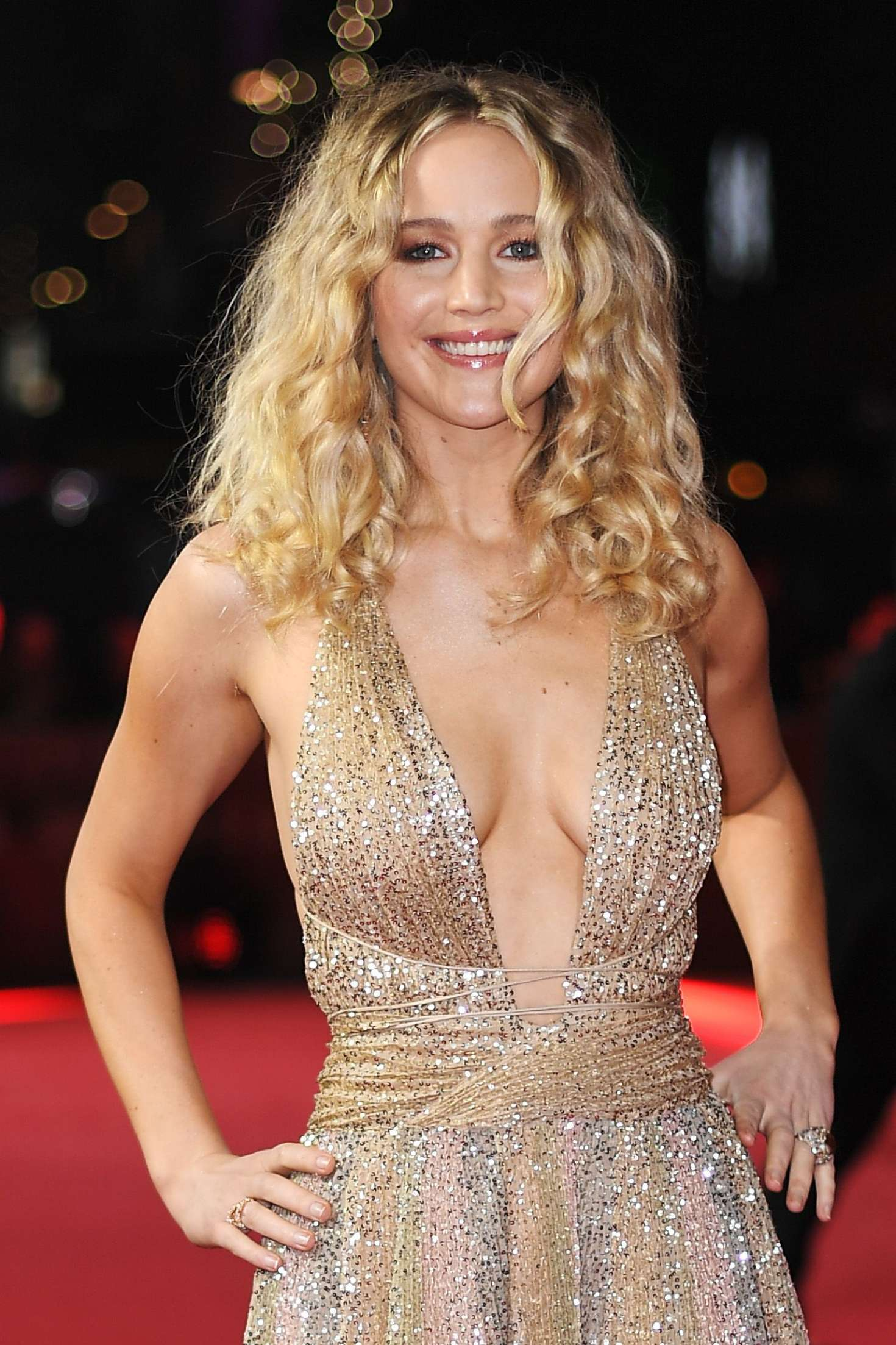 Jennifer Lawrence Red Sparrow Premiere In London 10