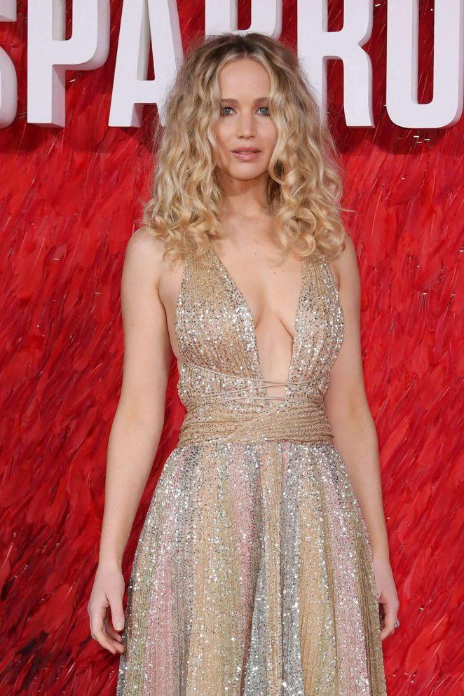 Jennifer Lawrence Red Sparrow Premiere In London 18