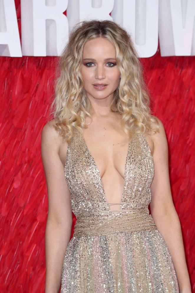 Jennifer Lawrence Red Sparrow Premiere In London 26
