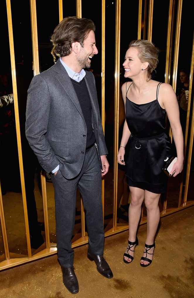 Jennifer Lawrence - 'Serena' Screening After Party in NYC