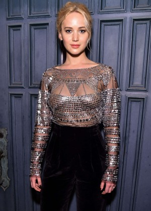 Jennifer Lawrence - The Dinner For Equality in Beverly Hills