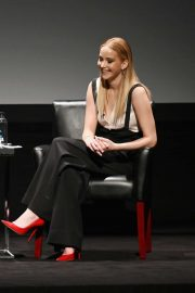 Jennifer Lawrence - Tribeca Talks: Directors Series in NYC