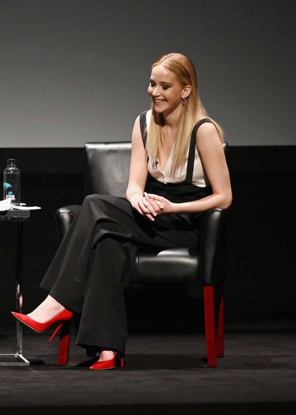 Jennifer Lawrence - Tribeca Talks: Directors Series in NYC
