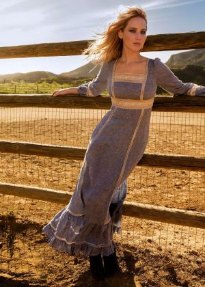 Jennifer Lawrence - Vanity Fair Magazine (March 2018) adds
