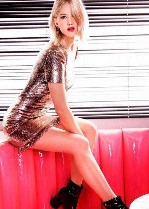 Jennifer Lawrence - Veronica Magazine (August 2018)