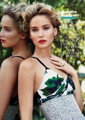 Jennifer Lawrence - Who Australia Most Beautiful Issue 2018