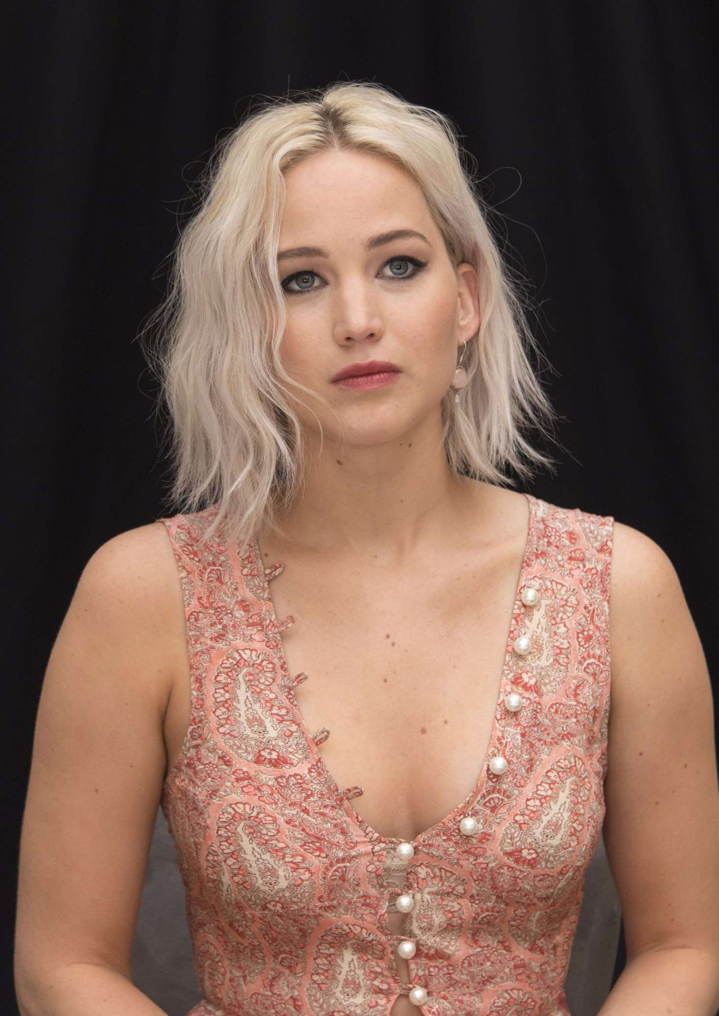 Jennifer Lawrence X Men Apocalypse Press Conference 10