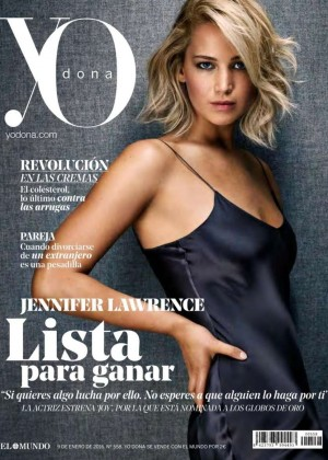 Jennifer Lawrence - Yo Dona Magazine (January 2016)