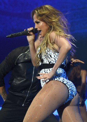 Jennifer Lopez - 2015 Mawazine International Music Festival in Rabat
