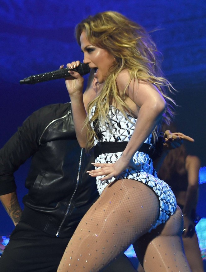 Jennifer Lopez - 2015 Mawazine International Music Festival in Rabat
