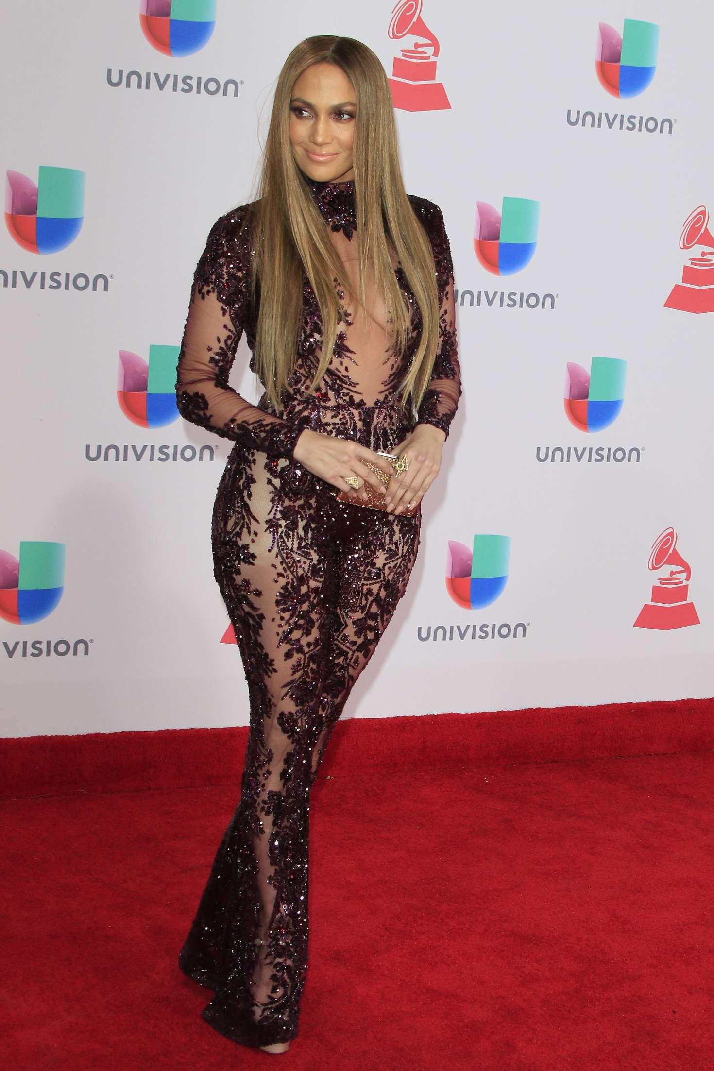 Jennifer Lopez 2016 : Jennifer Lopez: 17th Annual Latin Grammy Awards -02